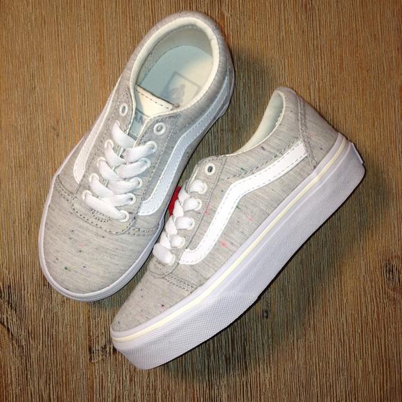 Vans Shoes   Vans Ward Speckle Girls